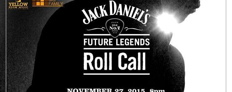 Jack Daniel's Future Legends: Roll Call