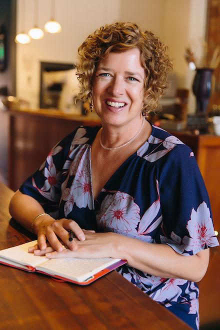 Cynthia Morris writing coach