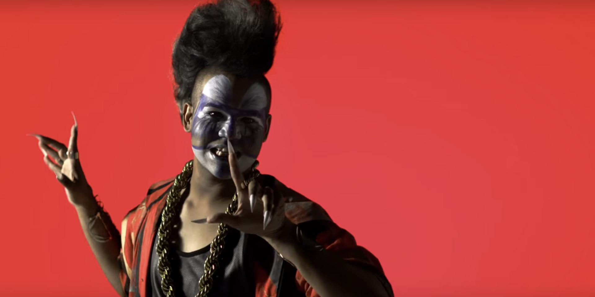 WATCH: Radio DJ Joshua Simon tackles trap pop with the glamorously gruesome 'Murda'