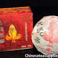 """2008 Xiaguan """"Dali Tuo"""" from Xiaguan Tuocha Co. Ltd.( jas etea)"""