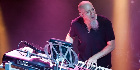 Dream Theater's Jordan Rudess to perform solo show in Singapore
