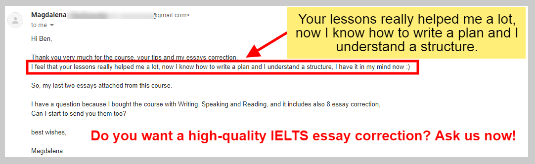 Online IELTS Course - Jump to Band 7 or higher (or it's free
