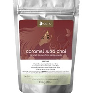 Caramel Sutra Chai from Domo