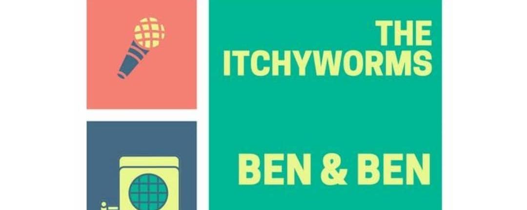 The Itchyworms x Ben&Ben