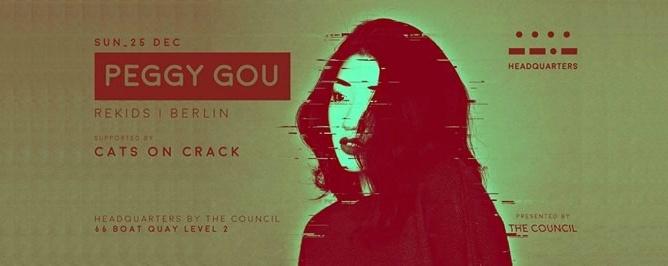 The Council presents Peggy Gou (Rekids)