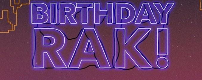 Birthday Rak (Happy Birthday to Over October's Janae & Joric)