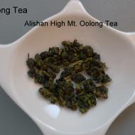 Zhu Lu Alishan High Mt. Oolong Tea from jLteaco (fongmongtea)