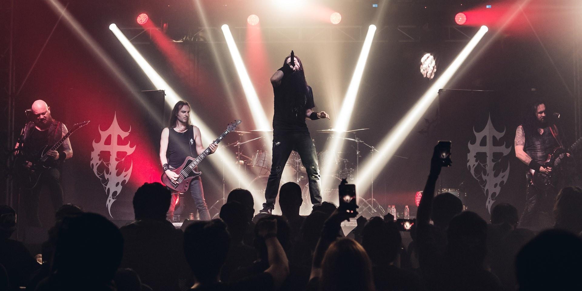 Sinsaenum take on Manila with intimate concert – photo gallery