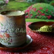 Powdered Sencha Green Tea from O-Cha.com