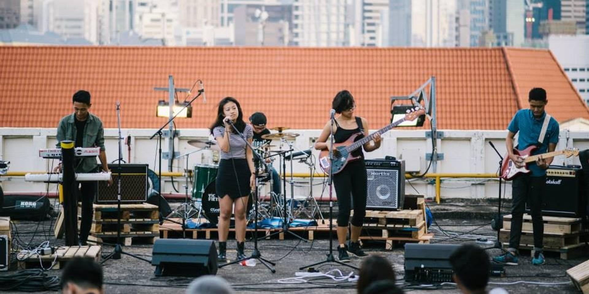 Disco Hue plans a killer EP launch party at Aliwal this May