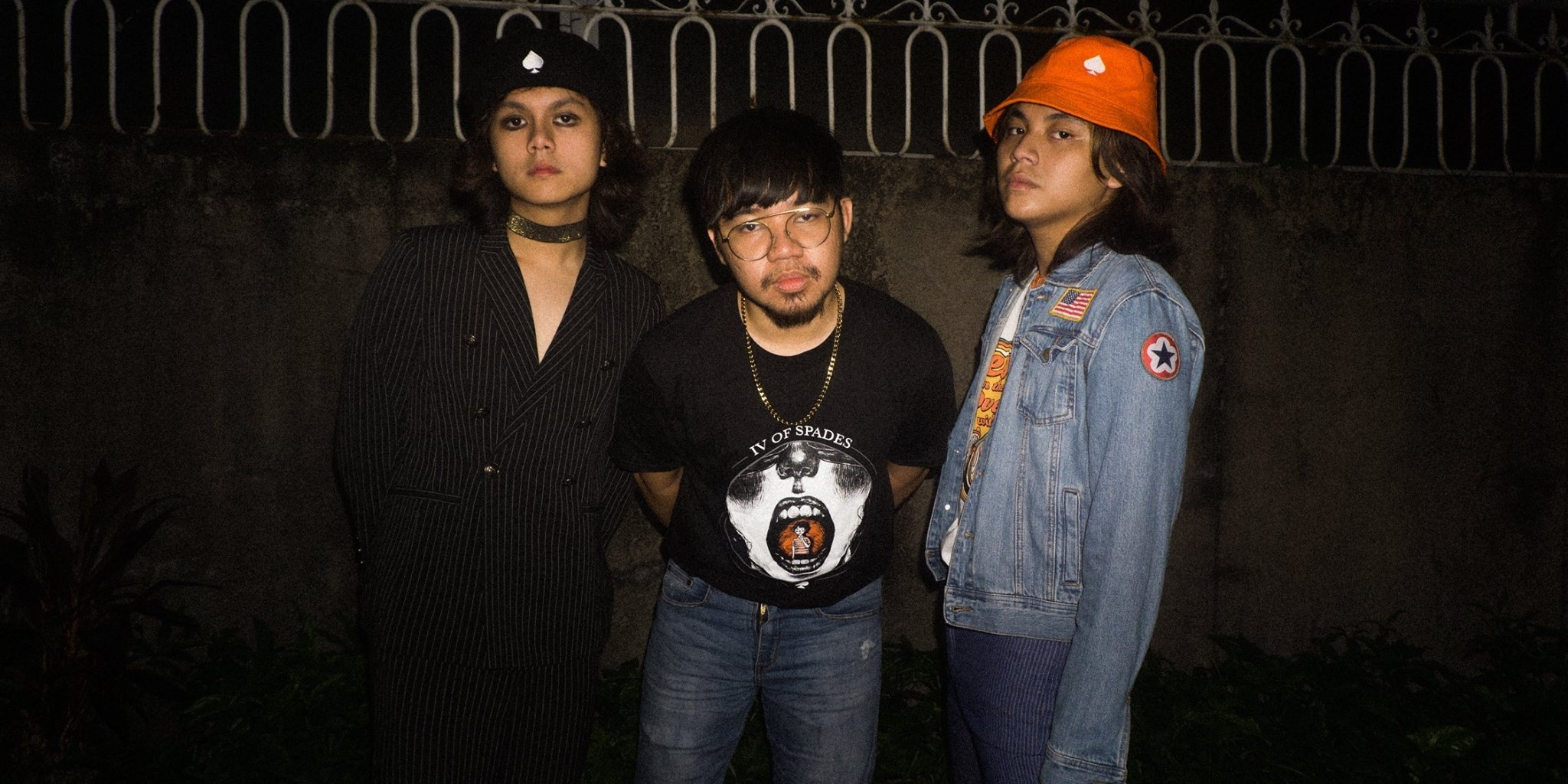 IV of Spades reveal new merch collection