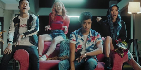 The Sam Willows' music videos for 'Robot' and 'Papa Money' could not be more different — watch