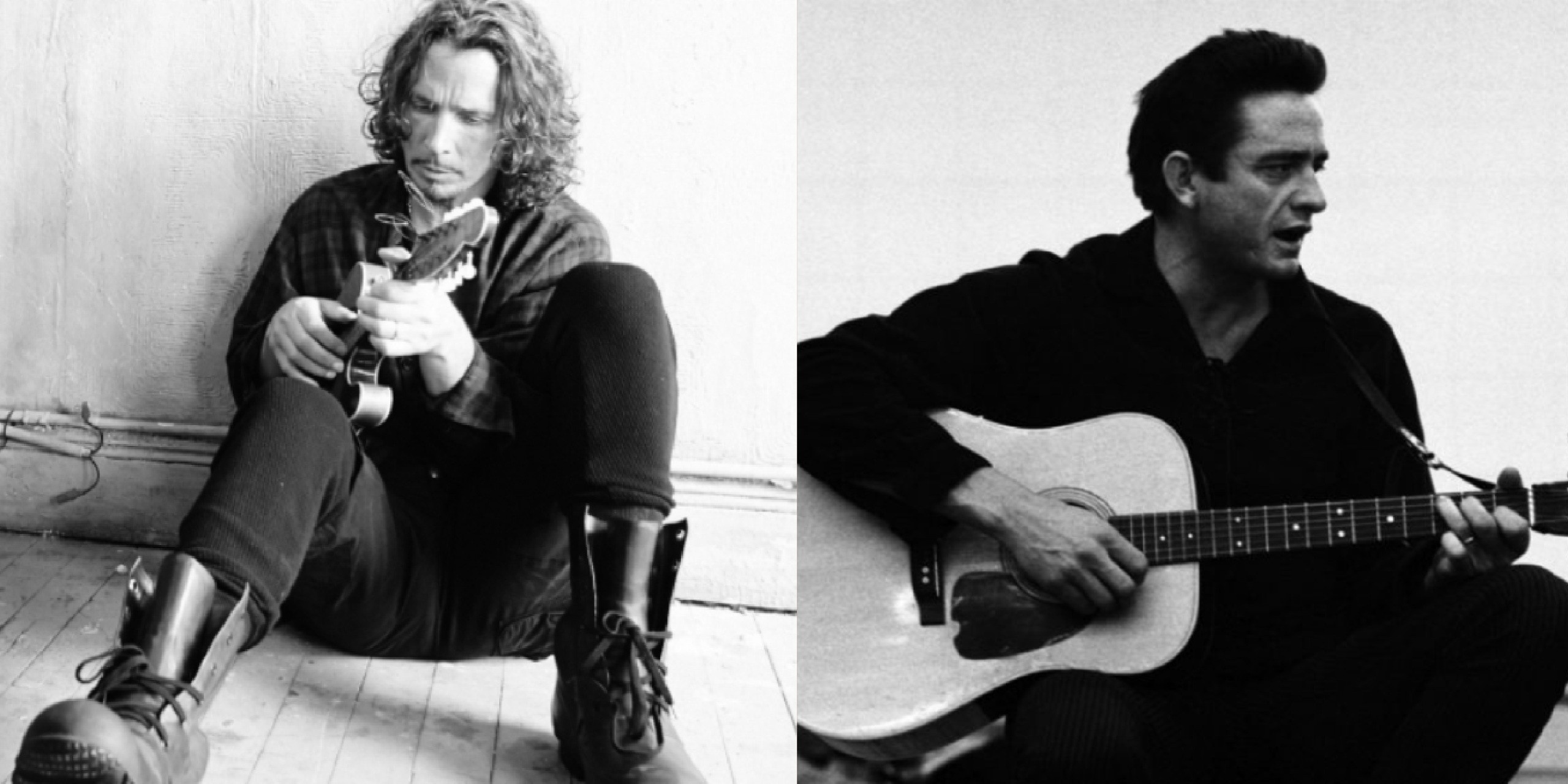 Chris Cornell's last known recording, a tribute to Johnny Cash, released – listen