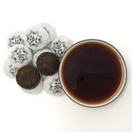 Zendo 2020 Ripe Mini Tuocha from Mandala Tea