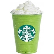 Starbuck's Matcha Green Tea Frappe from Matcha Outlet