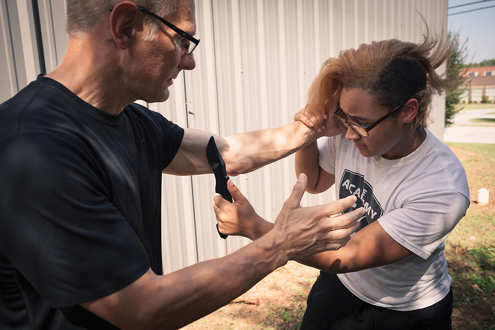 The Academy self defense Jeet Kune Do