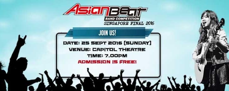 Yamaha Asian Beat 2016 Band Competition (Finals)