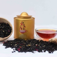 Ceylon Black Tea with Natural Ginger from Double Miracle Tea