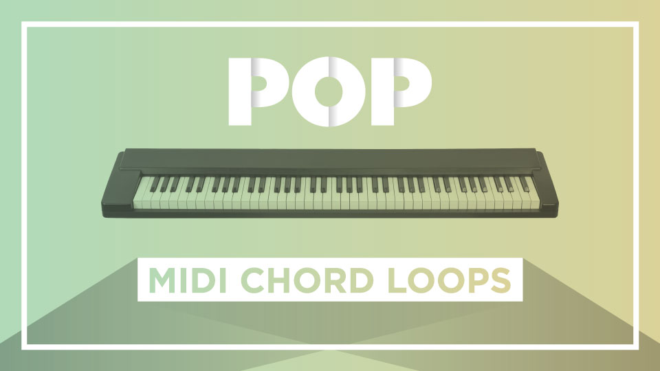 Pop MIDI Chord Loops   Noiselab