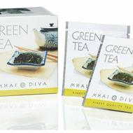 Mhai Diva Green Tea from Mhaidiva