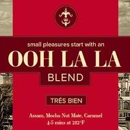 ooh la la from Adagio Teas Custom Blends
