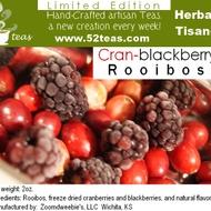 Cran-Blackberry Rooibos from 52teas