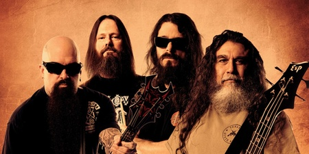 Slayer announce their final world tour