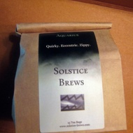 Aquarius Tea from Solstice Brews