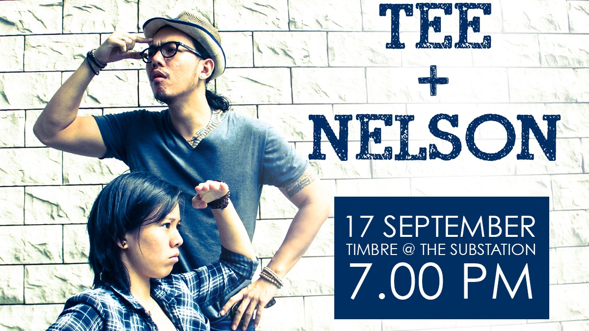 Amanda Tee & Nelson Tan / Double EP Launch Tour