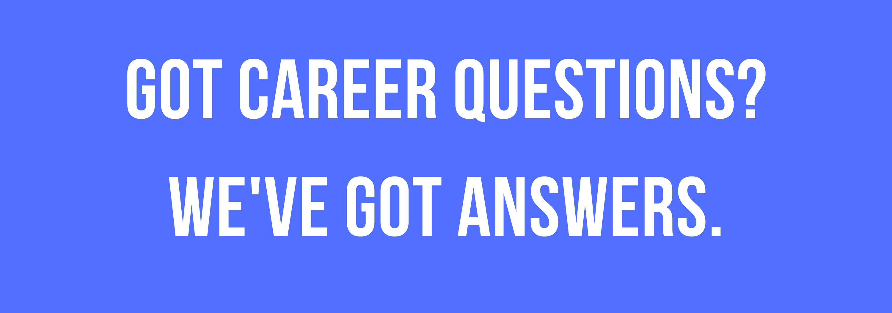 coaching work it daily have a burning question about your job search that you need answered asap