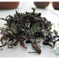 Oriental Beauty (bai hao oolong) from Tealux
