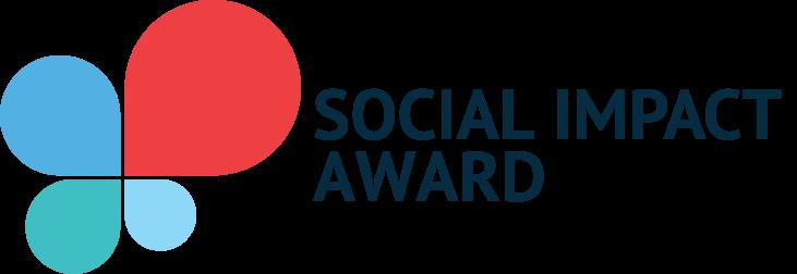 Logo - Social Impact Award Slovakia
