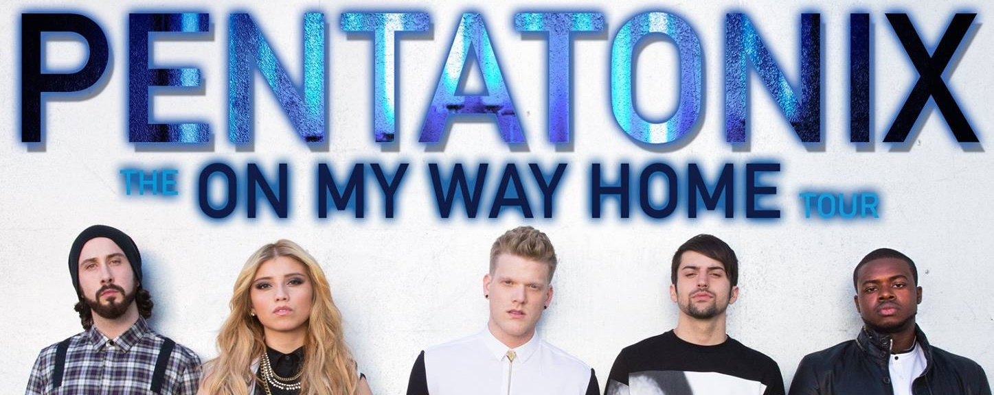 Pentatonix ''The On My Way Home Tour''
