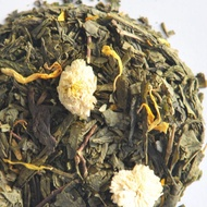Ginger Peach Green Tea from Tea Composer