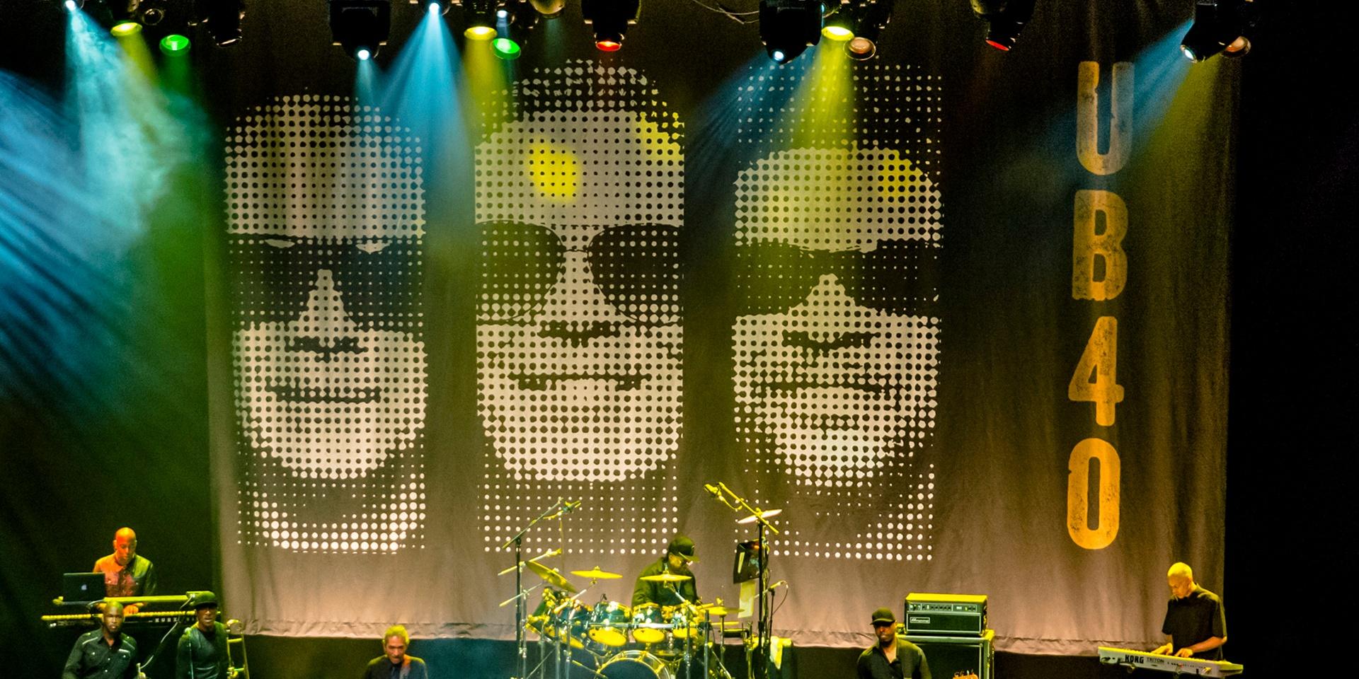 GIG REPORT: UB40 members continue feel-good reggae pop as We Are UB40