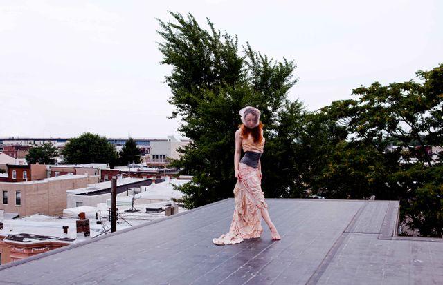 image: Dancer and Model, Ariel D'Agostino