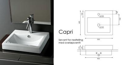 Capri servant