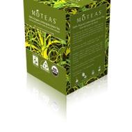 100% Organic Lemongrass Green Tea from MOTEAS