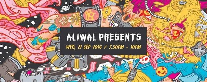 Aliwal Presents: Noise Singapore