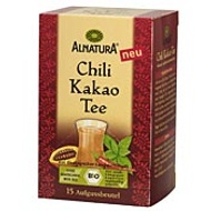 Chili Kakao Tee from Alnatura