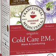 Cold Care P.M. from Traditional Medicinals