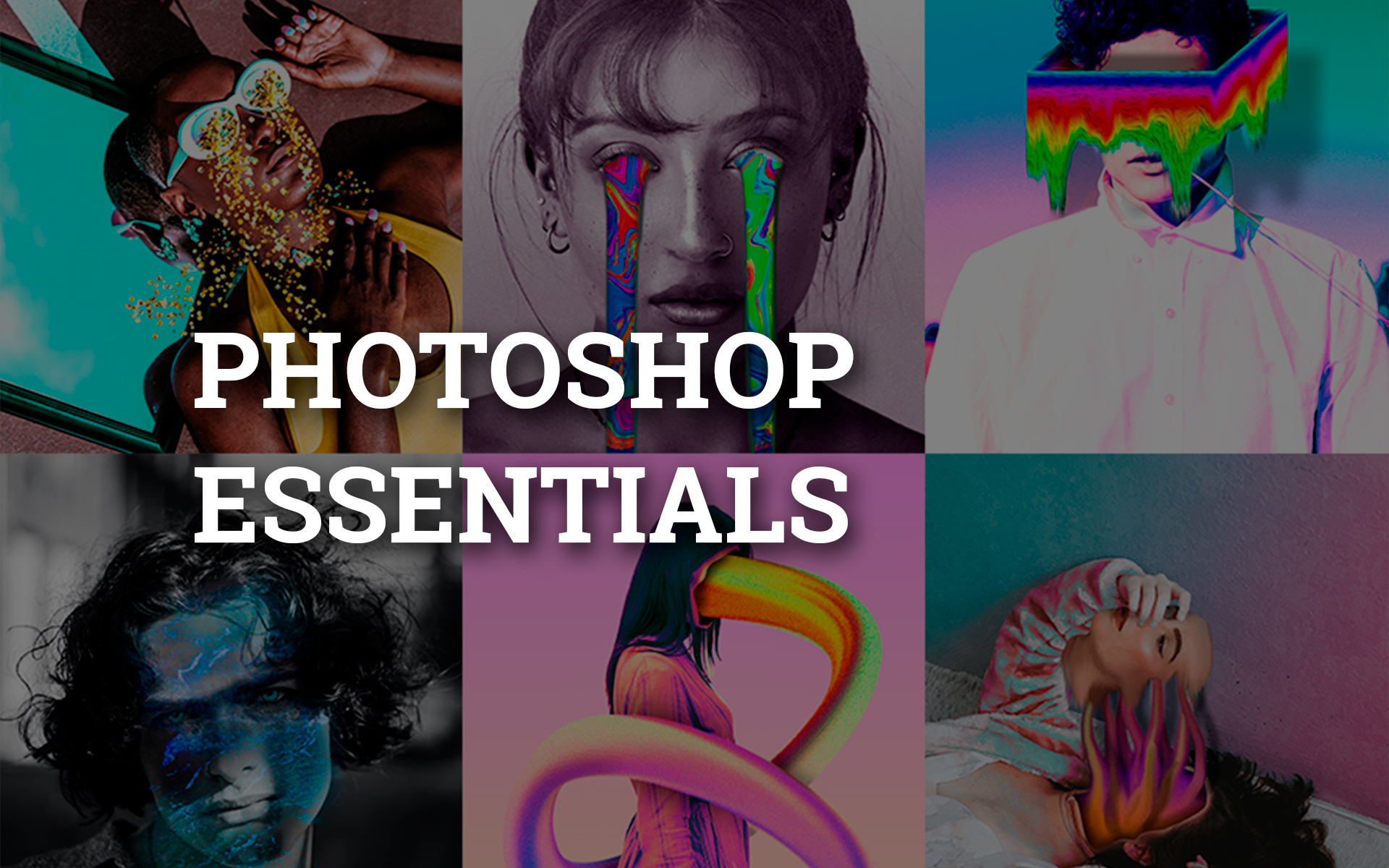 Learn Photoshop Essentials and create cool projects for Free