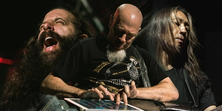 Dream Theater, up close at their grandest Singapore show yet — photo gallery