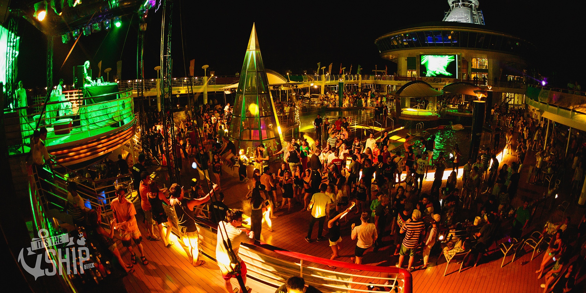"""It's The Ship now accepting entries to DJ on """"Asia's Largest Music Festival At Sea"""""""