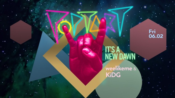 POPTART // IT'S A NEW DAWN