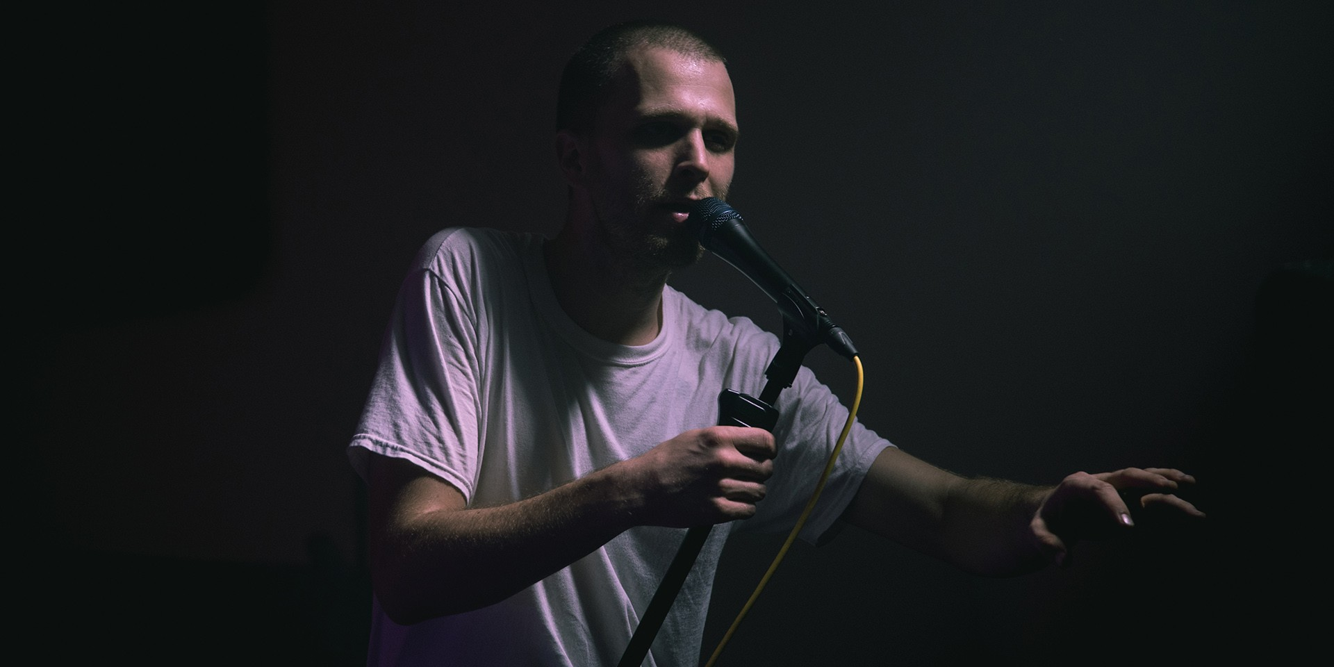 JMSN oozes charisma on his first Singapore show — photo gallery