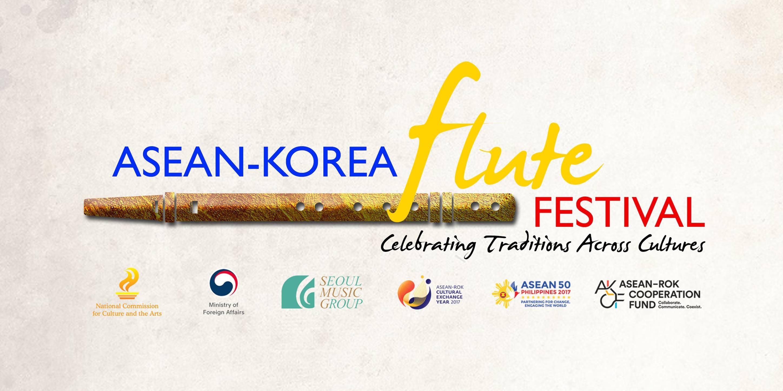 ASEAN-KOREA Flute Festival kicks off in Manila this week