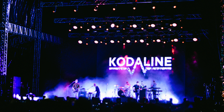 Kodaline to join Wanderland 2018