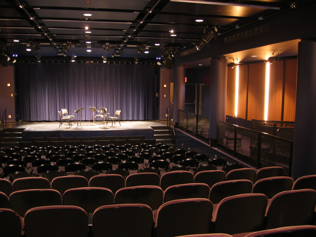 Leonard Nimoy Thalia T Stage Venue For Rent In New York