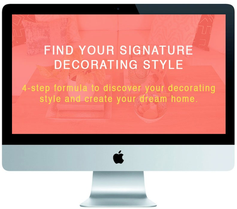 Itu0027s A Course Called Find Your Signature Decorating Style And It Teaches  You How To Design A Home You Always Dreamed Of That: